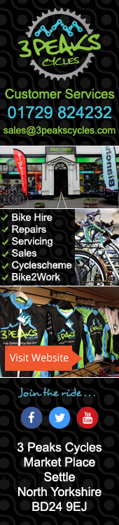 3 Peaks Cycle Shop Settle