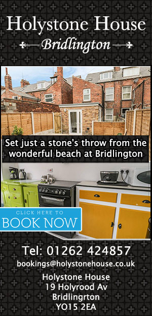 Holystone House Self Catering Cottage Bridlington