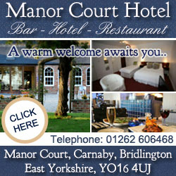 MANOR COURT HOTEL ACCOMMODATION | CARNABY | BRIDLINGTON