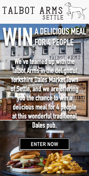 The Talbot Arms Settle