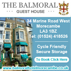 THE BALMORAL GUEST HOUSE ACCOMMODATION | MORECAMBE | LANCASHIRE