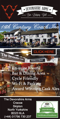 The Devonshire Arms | Cracoe
