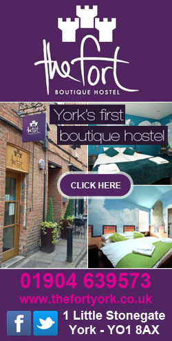 The Fort Boutique Hostel York