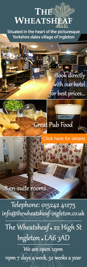 The Wheatsheaf Ingleton