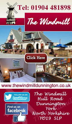 THE WINDMILL DUNNINGTON ACCOMMODATION FOOD AND DRINK