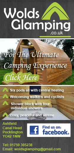 Wolds Glamping Pocklington Pod Accommodation