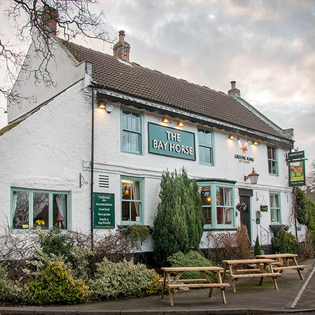 The Bay Horse | Green Hammerton