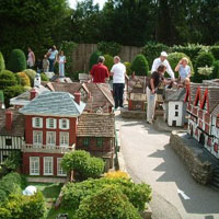 Bonderville Model Village | Bridlington
