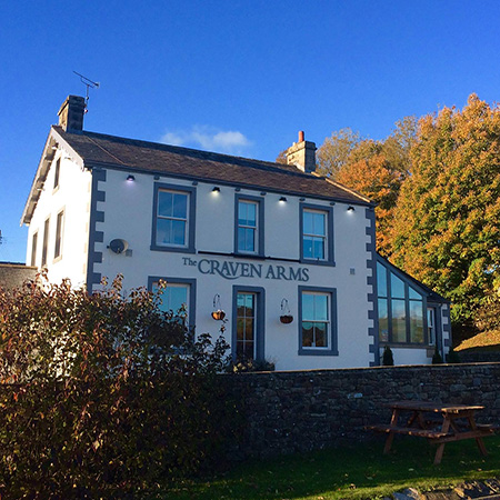 The Craven Arms | Giggleswick