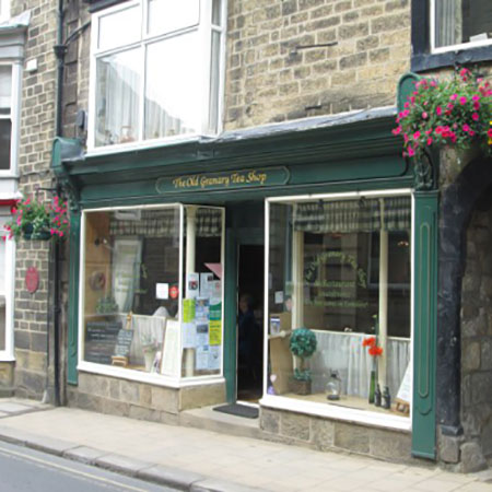 The Old Granary Tea Shop | Pateley Bridge