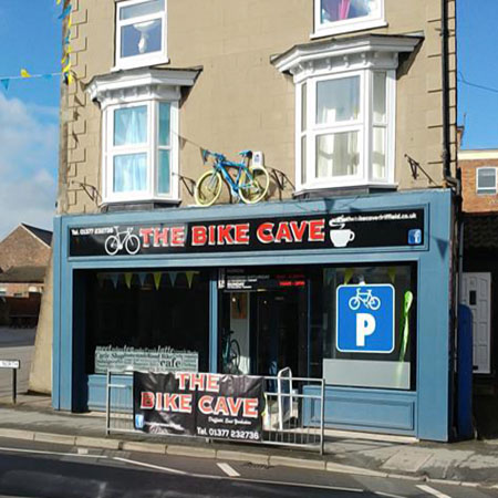 The Bike Cave | Driffield