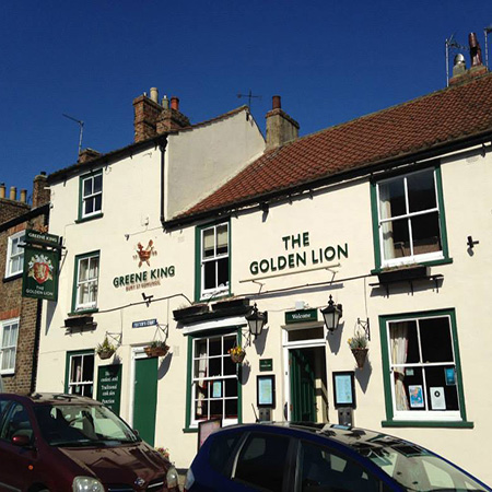 The Golden Lion | Ripon