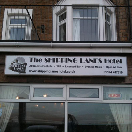 Shipping Lanes Hotel | Morecambe