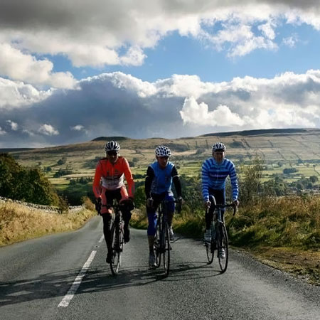 Vern Overton Cycling | Pateley Bridge