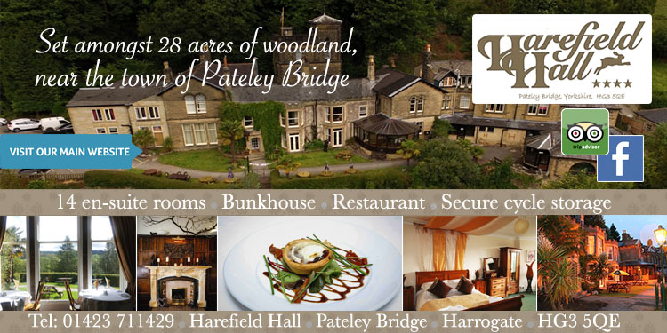 Harefield Hall Pately Bridge Accommodation