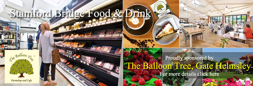 Pocklington food and drink guide for the Way of the Roses