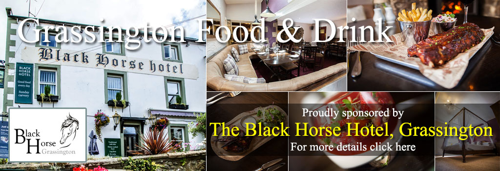 BLACK HORSE GRASSINGTON FOOD AND DRINK