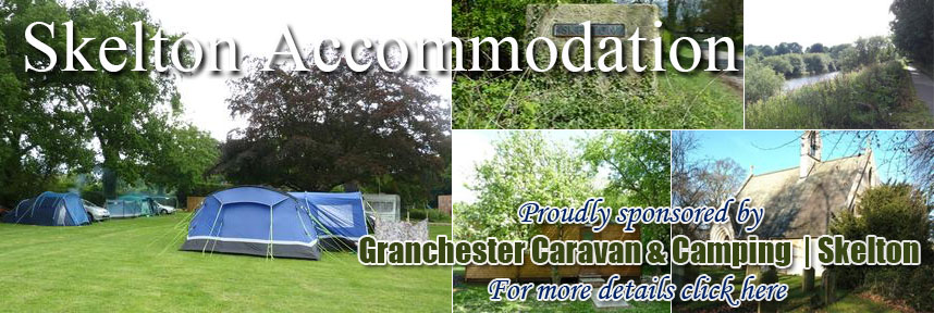 Grantchester Caravan and Camping | Skelton
