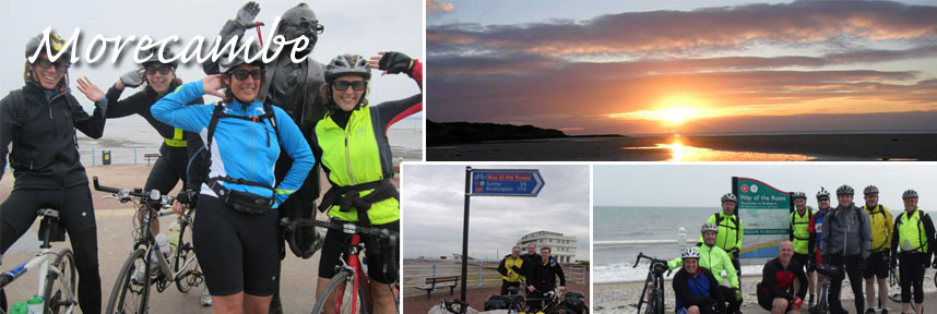 Way of the Roses gallery and videos for this fantastic 170 mile coast to coast cycle ride from Morecambe to Bridlington.