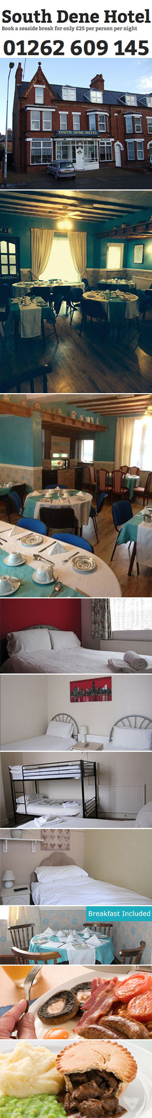 South Dene Hotel | Bridlington