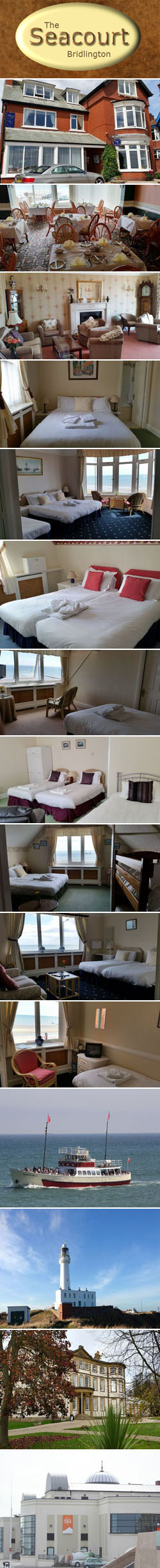 The Seacourt | Bridlington