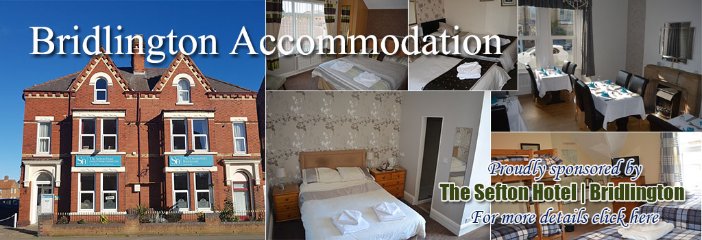 THE SEFTON HOTEL ACCOMMODATION BRIDLINGTON WAY OF THE ROSES