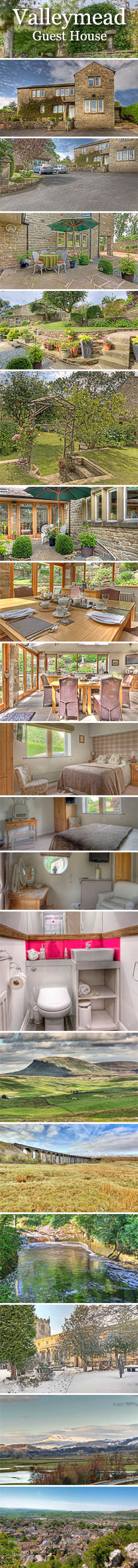 Valleymead Guest House | Giggleswick