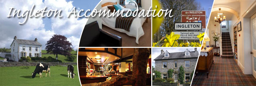 Ingleton accommdation, find a great selection of cycle friendly accommodation in Ingleton in the Yorkshire Dales