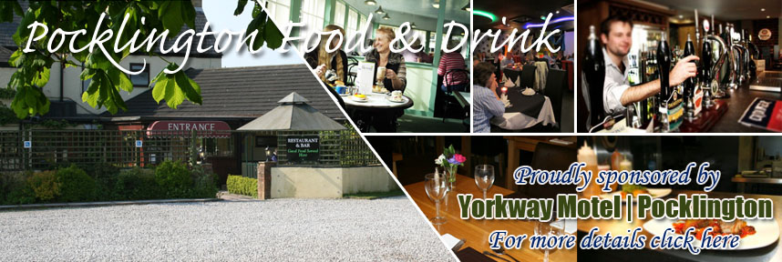 YORKWAY MOTEL FOOD & DRINK POCKLINGTON WAY OF THE ROSES
