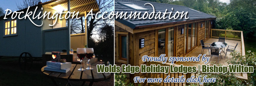 Wold Edge Holiday Lodges Bishop Wilton Huts Accommodation